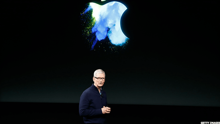 Apple Just Gave Its CEO Almost $90 Million in Stock -- Here's Why