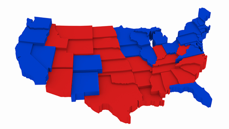 How Housing Varies in Blue States Versus Red States
