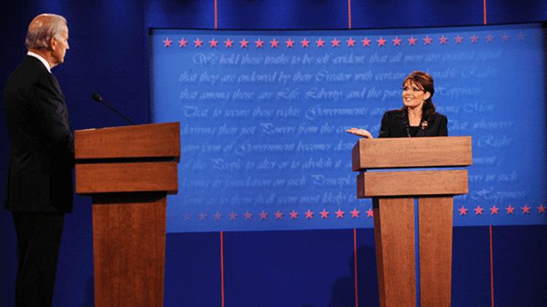 No Sarah Palin Means Kaine-Pence Debate Breaks No Records