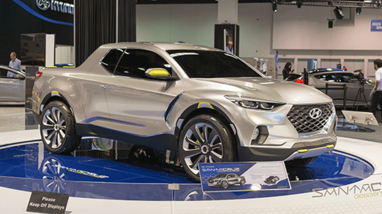 Hyundai Gives Green Light to Small Lifestyle Pickup for U.S. Market
