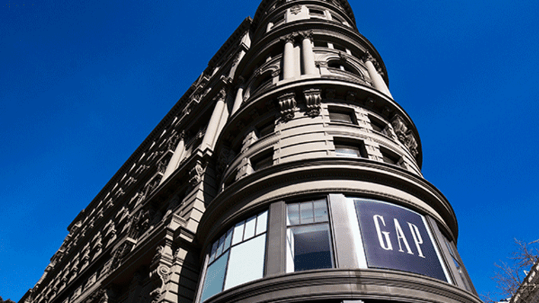 Why You May Not Be Able to Shop Inside a Gap Store Soon