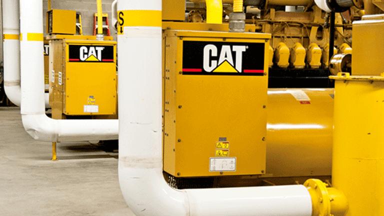 Caterpillar Stock Rises on Strong Machine Retail Sales