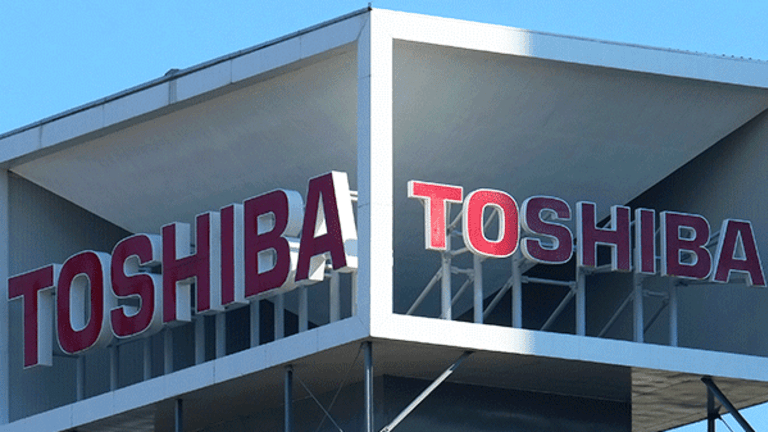Toshiba Agrees to $18 Billion Deal to Sell Chip Unit to Bain Capital Group