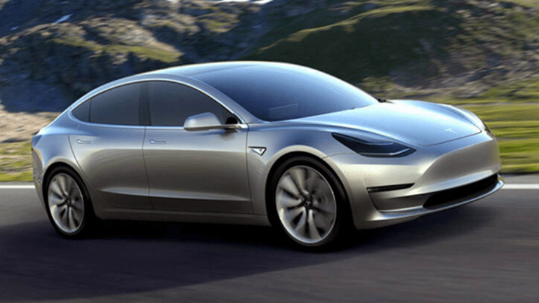 Toyota's CEO Revealed Why He's Not Losing Sleep Over Tesla's Model 3
