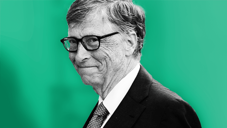 Microsoft's Bill Gates Regrets Control-Alt-Delete Button but Did He Forget This?