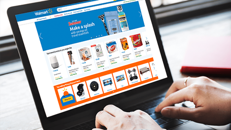 Walmart Looks to Reduce Shopper Stress With Easy Reorder
