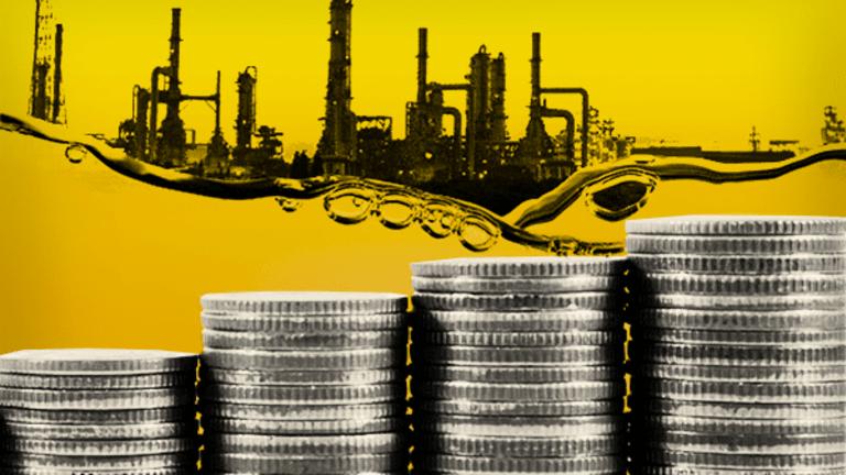 Oil's Selloff Has Been Vicious
