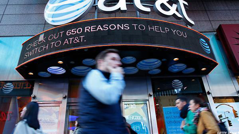 AT&T Exec Says Cord Cutting Will Ease Soon (Right...)