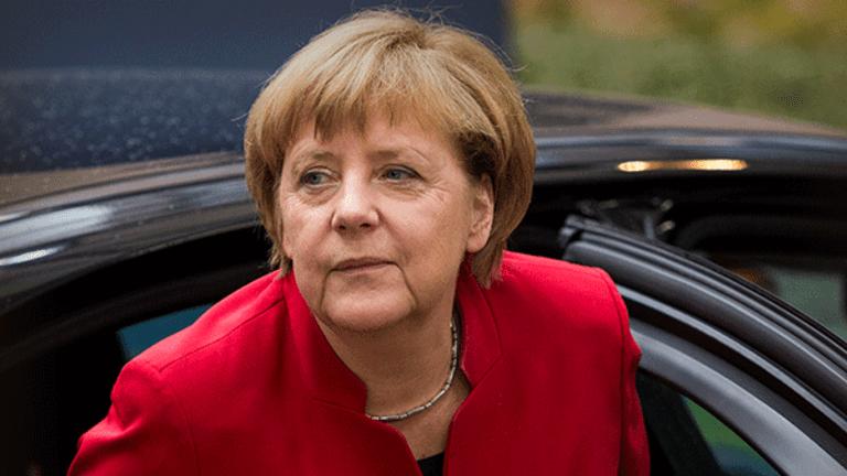 Hey Donald Trump, Angela Merkel Has Ignited a German Stock Market Boom
