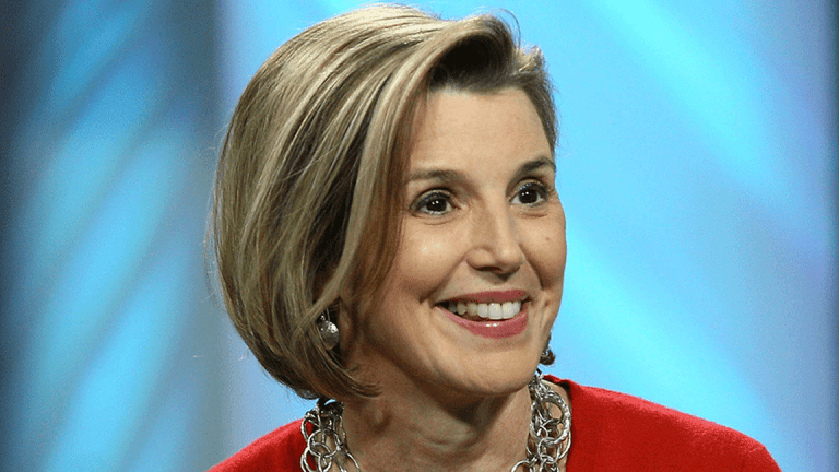 Sallie Krawcheck: The Wall Street Legend Is Helping More Women Invest