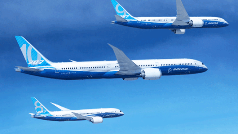 Boeing's Latest Dreamliner Aircraft Completes First Test Flight