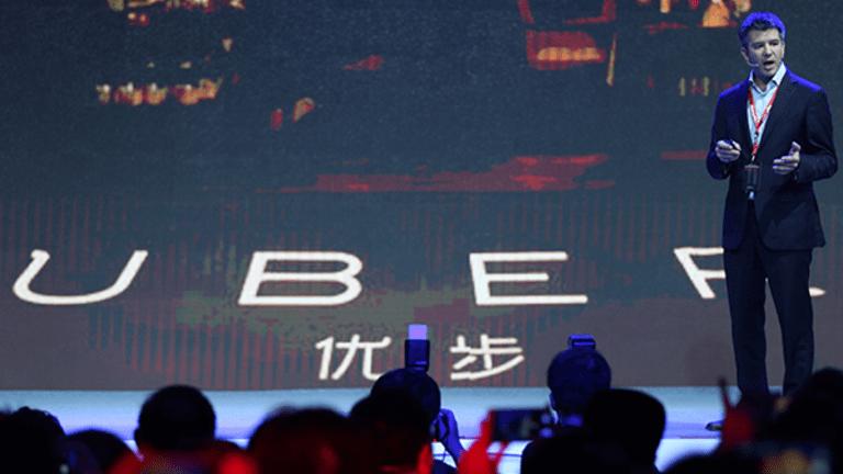 Key Uber Investor Benchmark Capital Opposed SoftBank Investment