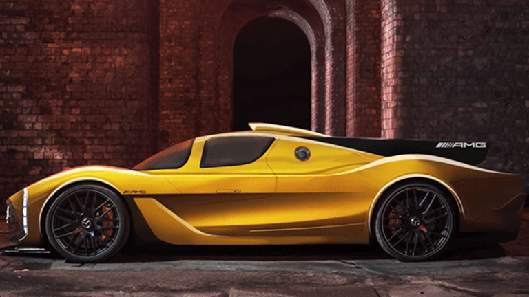 Tesla Should Applaud This Extreme 1,100 Horsepower Hybrid Mercedes Coming Very Soon