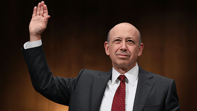 Goldman Sachs Doesn't See a Normal Federal Reserve Balance Sheet Until 2021: Chart
