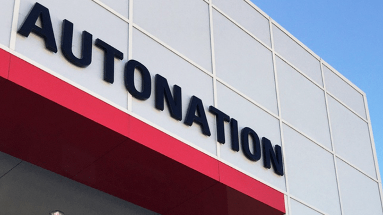 AutoNation Is in the Right Gear to Accelerate