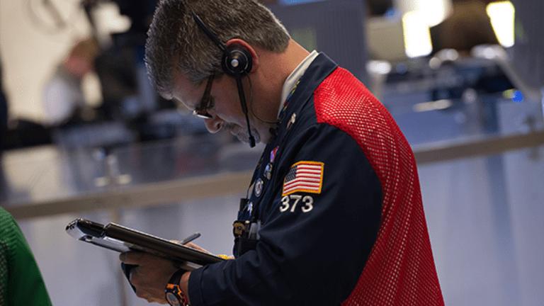 S&P 500 Hits All-Time High, Alphabet's Fall Pressures Nasdaq