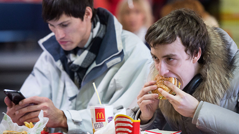 McDonald's Reveals Partying College Kids Are Obsessed With Eating Late Night Big Macs