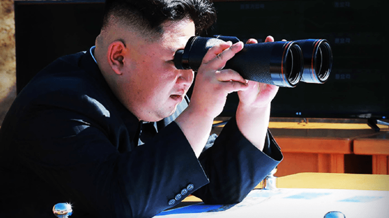 United Technologies Helps Lift Dow Out of North Korea Quagmire