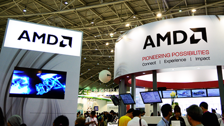 AMD Earnings Leverage Remains a 'Question Mark,' KeyBanc Says