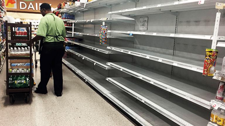 FEMA, EPA Brace for Hurricane Irma as Congress Moves on Hurricane Harvey Aid