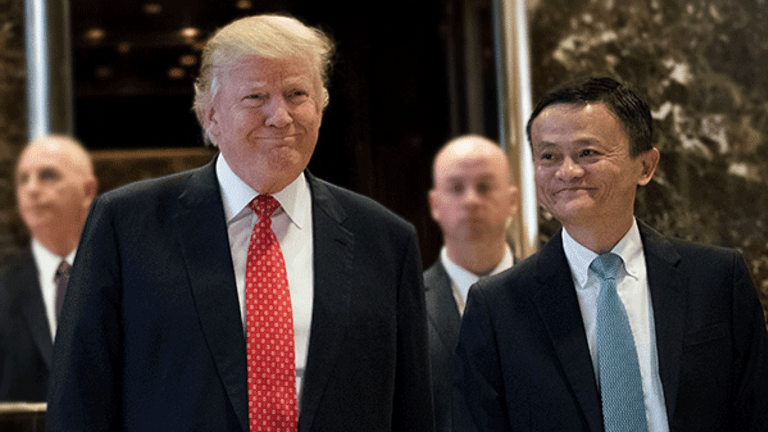 Alibaba's Jack Ma: 'We Shouldn't Kill Globalization Because the Babies Are Crying Too Much'
