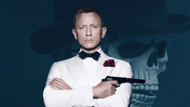 Apple, Amazon Now Gunning for Rights to James Bond Film Franchise