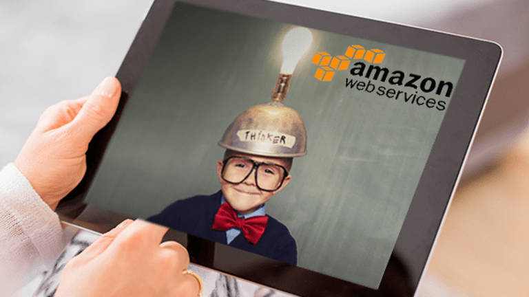 Amazon's Earnings Miss, but Nothing Can Stop AWS