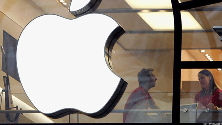 Apple Dumps Imagination Technologies, Shares Plunge to 8-Year Low