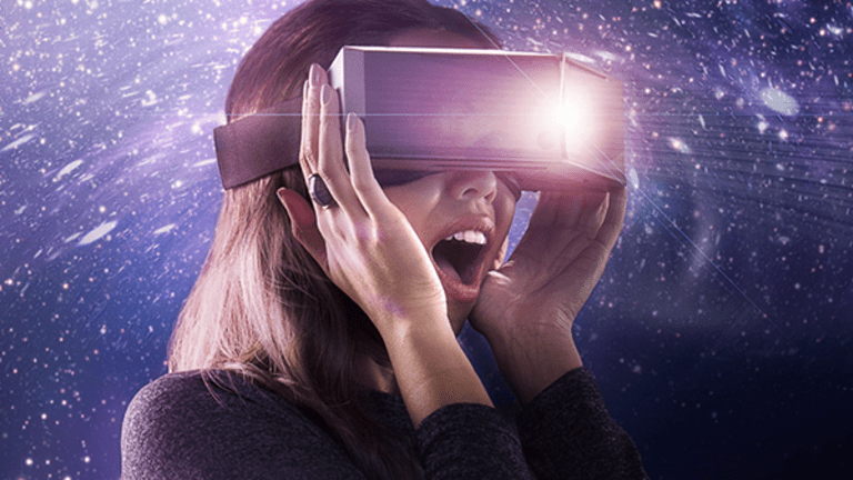 This Virtual Reality Mid-Cap Stock Is Set to 'Wow' Investors