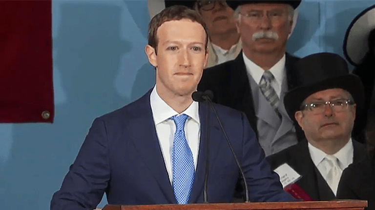 Facebook's Livestream of Zuckerberg's Harvard Speech Was One of Many Tech Failures, Here's Some More
