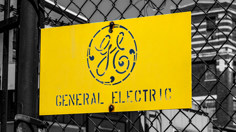 Is General Electric Finally Bottoming?