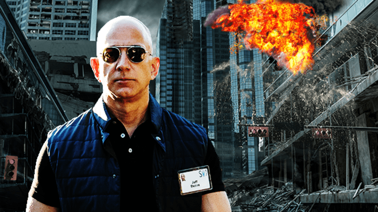 Amazon Can't Even Be Stopped By a Massive Hurricane