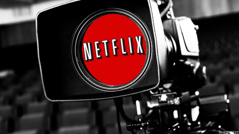 Netflix Stock Could Plunge Up to 50% -- Barron's