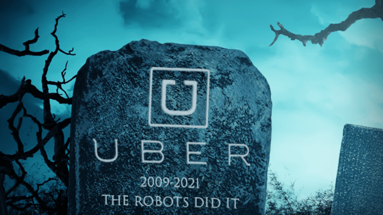 Self-Driving Cars Could Erase the Edge That Drove Uber To Success