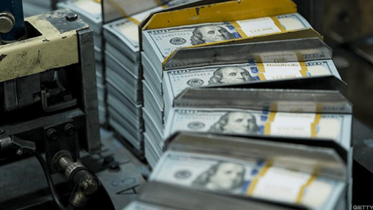 U.S. Dollar Could Crash 20%
