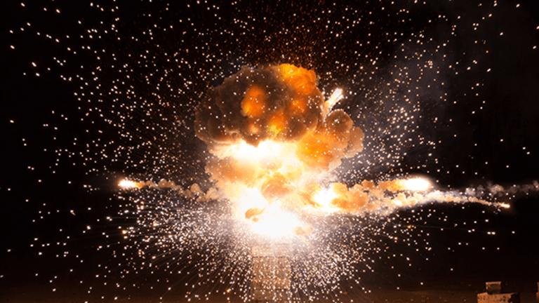Amazon, AstraZeneca Are Explosive Stocks -- AZN, VZ, TWTR, CMCSA, AMZN, LUV