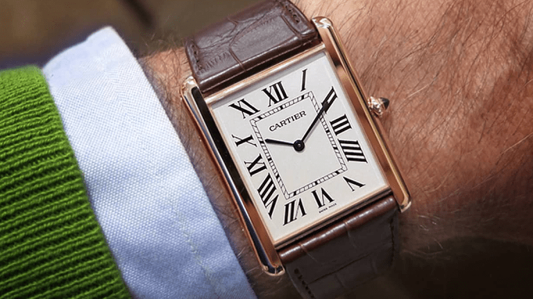 Cartier owner Richemont Tempers Huge Six-Month Gain With Caution on Full Year