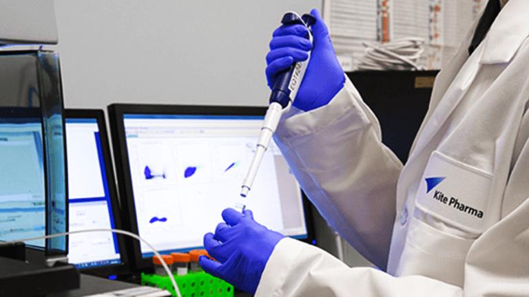With Big Hopes for Cancer Drug, Kite Raising $350M