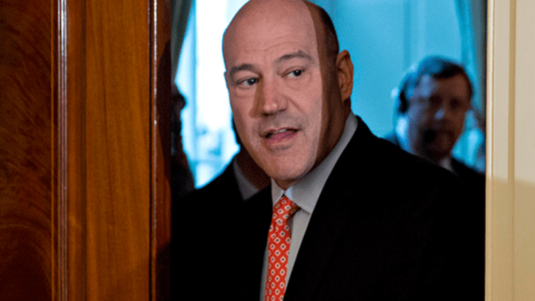 Gary Cohn Talks Taxes as Questions About White House Spot Loom