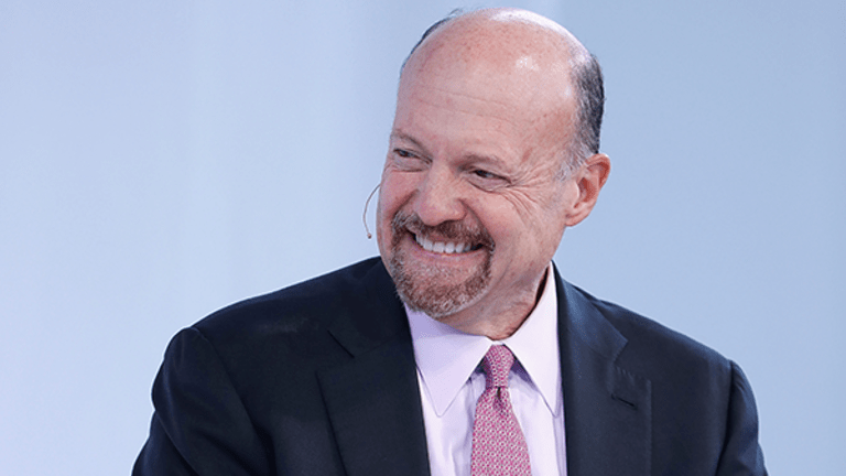 Jim Cramer -- Tiffany's a Buy on an Earnings Pullback
