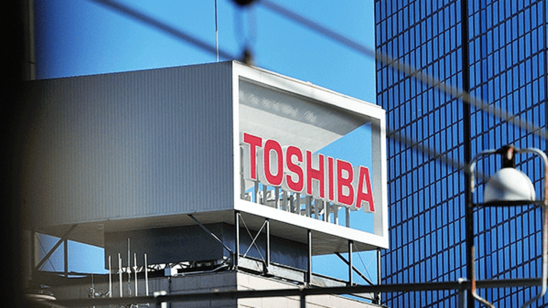 Apple Joins Last Minute Bid for Toshiba's Chip Unit