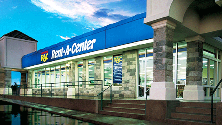 Rent-A-Center Shares Spike on Glenn Welling's Campaign
