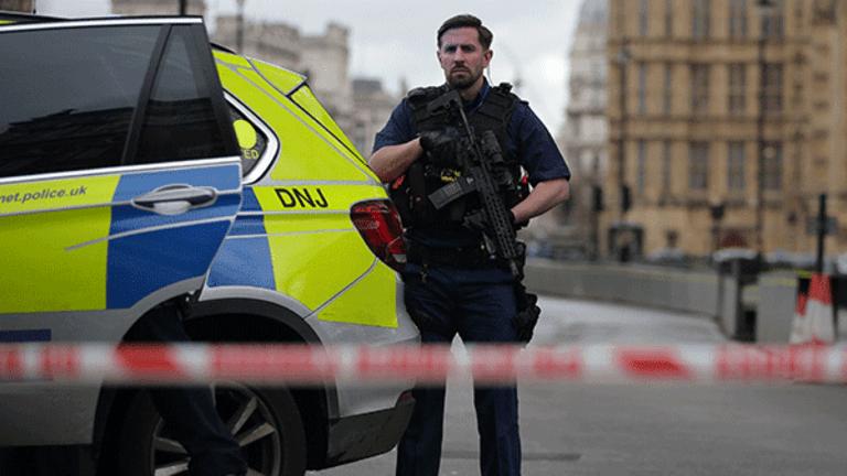 London Terror Attack: Met Police Name Assailant as Khalid Masood