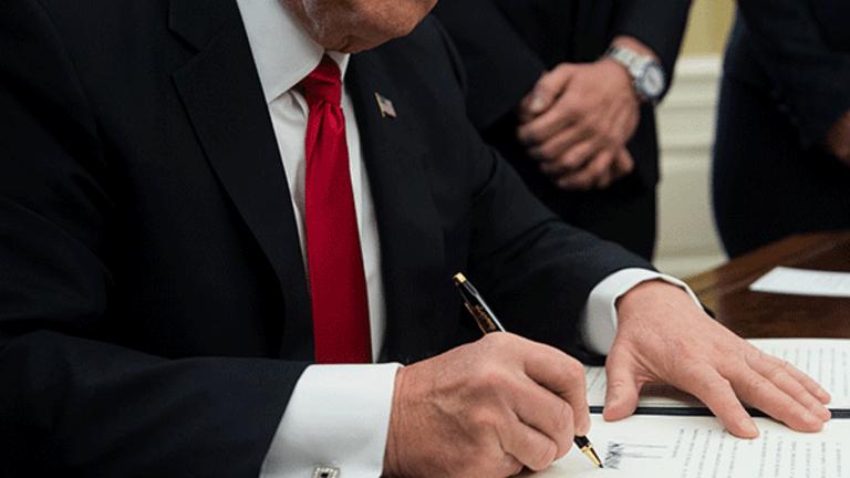 Trump Tax Order Could Resurrect Inversions