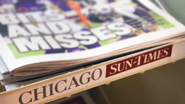 The Sun-Times, Tronc and the Eisendrath Group: What's the Number?