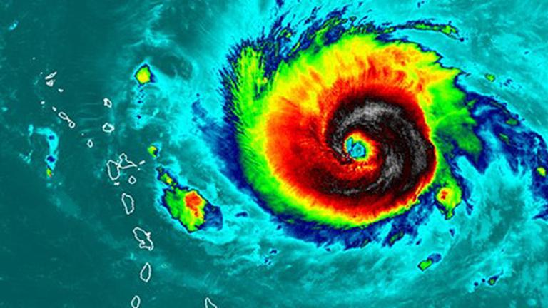 Tropical Storm Jose Barrels Its Way Toward the Northeast