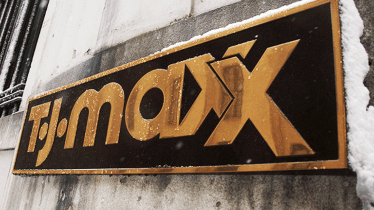 Time for a TJ Maxx Rally?