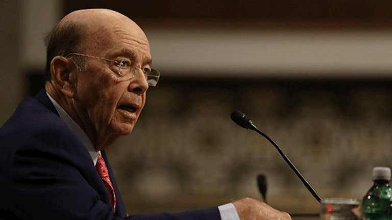 Commerce Secretary Ross: 'We Are in a Trade War'
