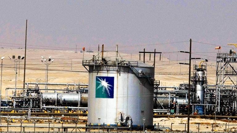 Saudi Aramco Advisers Prefer London for IPO