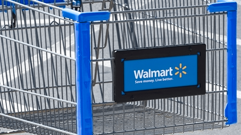 Walmart Upgraded to 'Market Perform' at BMO Capital